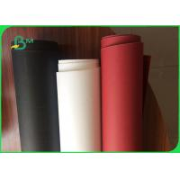 China Non-Toxic Oil-Resistant Washable Kraft Paper Raw Materials For Tote Bag In Roll on sale