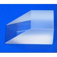 Quality Optical Glass Light Refraction Prism , Right Angle Beam Splitter Prism Long Lifetime for sale