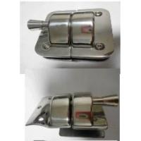 Quality stainle steel glass latch for sale