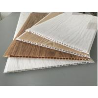 China High Glossy 25cm Decorative PVC Panels Convenient Installation Ceilings on sale