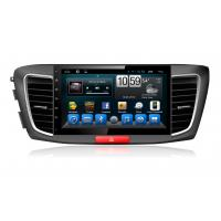 """Quality Honda Accord Android Auto GPS Navigation System 10.1"""" With Radio RDS Aux 4G SIM Carplay for sale"""