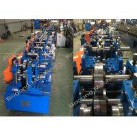 Quality Automatic Type Change Metal Z Purlin Making Machine for sale
