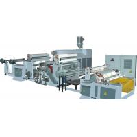 Quality Roll To Roll Non Woven Fabric Glue Lamination Machine for sale