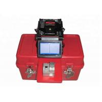 Quality 8 - 22mm Fiber Cleaved Length Fiber Optic Cable Splicing Machine PG-FS12 for sale