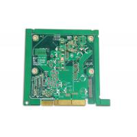 Quality Low volume FR4 PCB Prototyping with Immersion Gold for sale