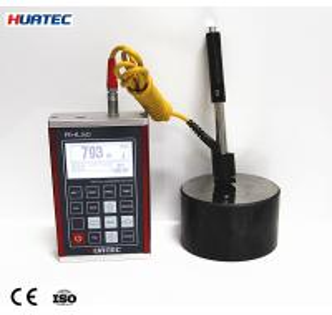 China LCD display Leeb Metal Portable Hardness Tester. Metal Durometer on sale