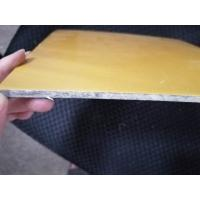 Quality High Temperature Lightweight Thin Fiberboard , Flame Retardant 3 mm Fibreboard for sale
