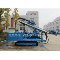 Quality MDL-C180 High Power Vibration On Power Head Anchor Drilling Rig Reduce Hole Accidents for sale