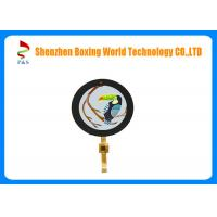 Quality 2.36 Inch Circle Round LCD Screen 17 Pins 12 O' Clock View Directionwith Touch Screen for sale
