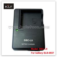 Quality Camera Charger SBC-L9 For Samsung Battery SLB-0937 for sale