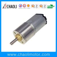 Quality 15mm Gear Motor CL-G16-F030 With Reduction Gear Box For Projector And Car DVD for sale