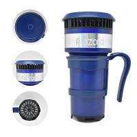Buy cheap Zero Ozone UV Germicidal Lamp 12M3/S Car Air Purifier Isolate PM2.5 from wholesalers