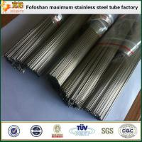 Quality Hot Sale Stainless Steel Capillary Tube Sizes Refrigeration for sale