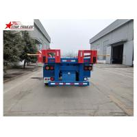 Quality 2/3 Axles 40-100T Terminal Trailerer For Van / Cargo Transportation for sale