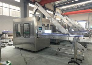 Quality SS304 2000bph  Glass Bottle Filling Capping Machine Fully automatic for sale