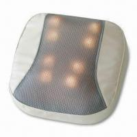 Buy cheap Heated Back Massager with Heating Function, Works for Lumbar, Back and More from wholesalers