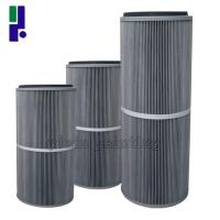 Quality Multipurpose Air Filter Element 325 * 600 Mm Anti Static Function Easy Operating for sale