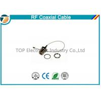 Quality UFL / IPEX Double Shielded Coaxial Cable For Professional Wireless Solution for sale