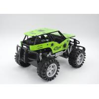 Quality Metal Shell Boys Rock Crawler Buggy Toy Friction Powered 4 Color 2 Size for sale
