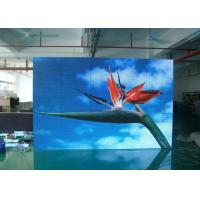 China Indoor / Outdoor Led Display Screen P3 , High Definition Led Video Wall Rental For Meeting on sale