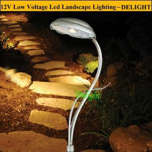 Best Low Voltage Outdoor Landscape Decorative Lights Led Bollard Light 12V Garden Lawn Lights Led Outdoor Lighting landscape wholesale
