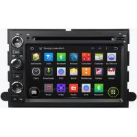 Quality 2006 - 2010 Android Ford DVD Player Audio , Ford Explorer Radio GPS Navigation for sale