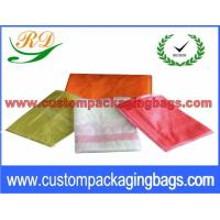 Eco-friendly Multi Color Commercial Plastic Laundry Bags 20 - 25 Gallon for