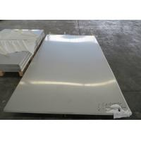 Quality 200 Series Hot Rolled Steel Sheet 201 202 0.5 - 8.0mm Thickness Available for sale