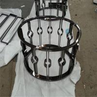 Best Custom metal/stainless steel display frame,table frame,furniture frame with PVD color wholesale