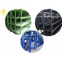 Quality Waterproof Warehouse Racking System , Long Span Industrial Storage Racks for sale