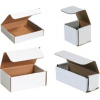Quality Personalised Corrugated Shipping Boxes Handmade Cardboard Gift Boxes for sale