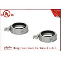 Quality 1 inch 2 inch Zinc Die Casting Conduit Bushing With Aluminum Grounding Lug for sale