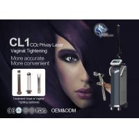 Quality Continuous Fractional Co2 Laser Machine Skin Whitening Acne Treatment for sale