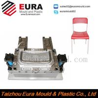 Quality EURA Huangyan plastic chair making machine, plastic chair mold for sale