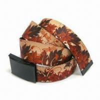 Best Webbing Belt with Full Color Printed on Transfer Paper wholesale