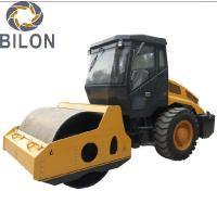 Quality Heavy Duty Road Construction Tools 10 Ton Hydraulic Single Drum Road Roller Machine for sale