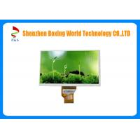 """Quality Wide Temperature TFT LCD Display , 7"""" Square Lcd Display 500 Contrast Ratio for sale"""