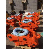 Quality 100% New Excavator Excavator Quick Coupler Applicable All Kinds Of Weight for sale