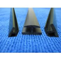 Buy cheap Extruded plastic PC profile from wholesalers