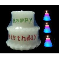 Buy LED candle/holiday candle/ flash candle / flame candle/tea light /table light at wholesale prices