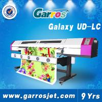 Best Galaxy UD181LC Digital Eco Solvent Printer for Flex Banner/Vinyl with DX5/DX7 Head wholesale