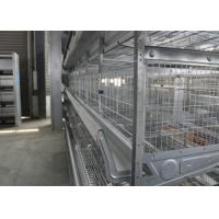 Quality High Performance Industrial Chicken Coop Easy To Assemble ISO Certification for sale