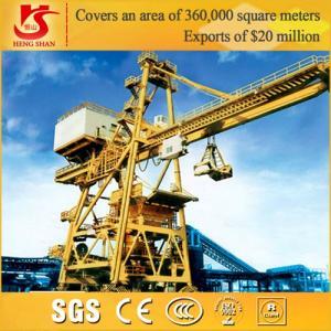 Quality Loading & Unloading Offshore Pedestal 360 Degree rotation portal crane for sale