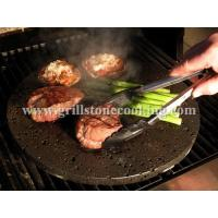 Quality Volcanic hot rocks cooking for outdoor cooking for sale