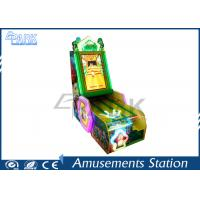Indoor Electronic Mini Bowlingl Amusement Game Machines Simulation Equipment for sale