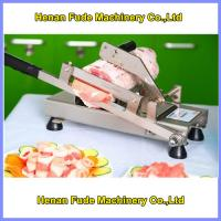 Quality hot-pot restaurant frozen meat slicer, beef slicing machine for sale