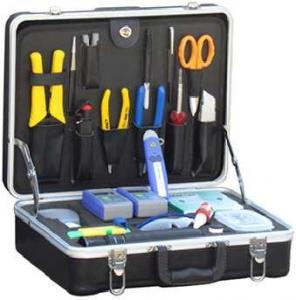 China Portable Fiber Optic Tool Kits Unifiber Universal SM Test Set Easy To Use on sale