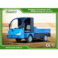 Quality EXCAR CE Approved Curtis AC Controller Electric Carts Trojan Battery for sale