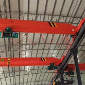 Quality Durable 3T 10ton Single Girder Overhead Crane with Electric Hoist for sale