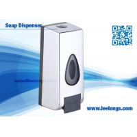 China Commercial Liquid Soap Dispenser BIg Capacity 500ml With Button on sale